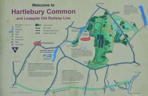 Hartlebury Map
